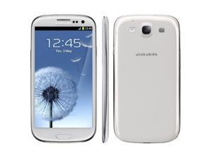 Unlocked Samsung Galaxy S3 LTE I9305 / S III i9300 Android 4.4 Smart Phone Quad Core 4.8 Inch 16GB ROM 8MP Camera WiFi GPS