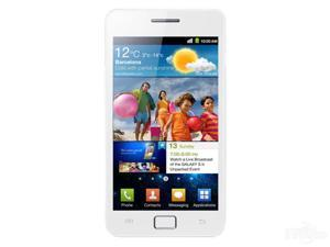 Unlocked Original samsung GALAXY SII S2 I9100 Android 2.3 Wi-Fi GPS 8.0MP camera Dual Core 4.3''cell phone