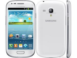 "Unlocked Samsung Galaxy SIII S3 mini i8190 Original 3G GSM Android Dual-core Mobile Phone 4.0"" 5MP"