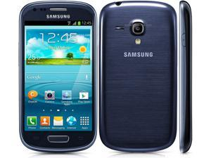 "Unlocked Samsung Galaxy SIII S3 mini i8190 Original 3G GSM Android Dual-core Mobile Phone 4.0"" 5MP"
