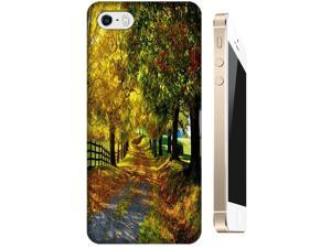 Autumn for Apple Accessories iPhone 5/5Sest trees with yellow leaves cell phone cases for Apple Accessories iPhone 5/5S