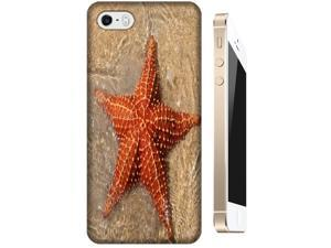 Starfish red accessories cell phone cases for Apple Accessories iPhone 5/5S