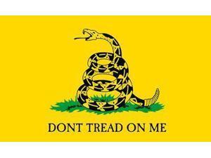 US Flag Store 3ft x 5ft Gadsden Flag