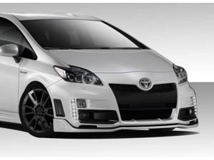 2010-2014 Toyota Prius Duraflex TK-R Front Bumper Cover - 1 Piece