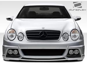 1998-2002 Mercedes CLK W208 Duraflex W-1 Front Bumper Cover - 1 Piece