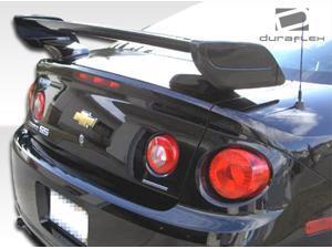 2005-2010 Chevrolet Cobalt 2007-2010 Pontiac G5 Duraflex SS Wing Trunk Lid Spoiler - 1 Piece