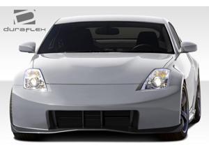 2003-2008 Nissan 350Z Duraflex N-3 Front Bumper Cover - 1 Piece