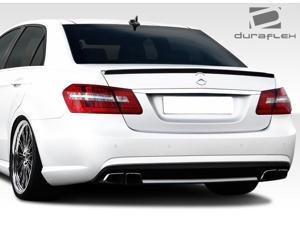 2010-2014 Mercedes E Class W212 Duraflex E63 AMG Look Rear Bumper Cover - 1 Piece