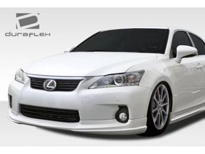 2011-2014 Lexus CT 200H Duraflex TM-S Front Lip Under Spoiler Air Dam - 1 Piece