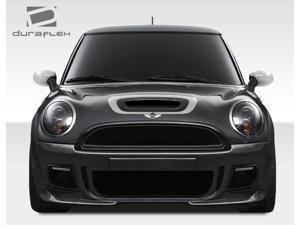 2007-2014 Mini Cooper Duraflex DL-R Front Bumper Cover - 3 Piece
