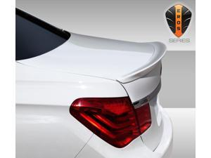 2009-2014 BMW 7 Series F01 F02 Eros Version 1 Rear Wing Trunk Lid Spoiler - 1 Piece