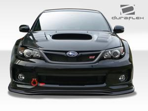 2011-2014 Subaru Impreza WRX STI 5DR Duraflex VR-S 2 Front Lip Under Spoiler Air Dam - 1 Piece