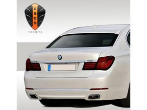 2009-2014 BMW 7 Series F01 F02 Eros Version 1 Roof Wing Spoiler - 1 Piece