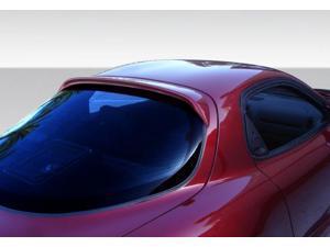 1993-1997 Mazda RX-7 Duraflex M-Speed Roof Window Wing Spoiler - 1 Piece