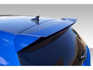 2010-2013 Volkswagen Golf GTI Duraflex OS-R Wing Trunk Lid Spoiler - 1 Piece