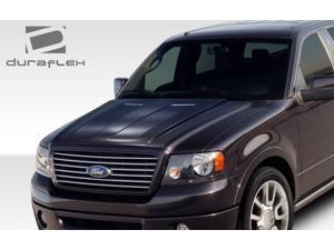 2004-2008 Ford F-150 2006-2008 Lincoln Mark LT Duraflex G-Force Hood - 1 Piece