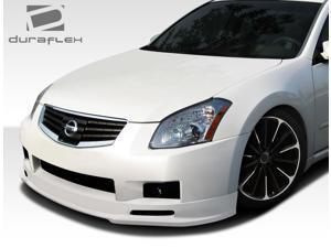 2007-2008 Nissan Maxima N-Spec Duraflex Front Lip Under Spoiler Air Dam - 1 Piece