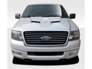 2004-2008 Ford F150 / 2006-2008 Lincoln Mark LT Duraflex CV-X Hood - 1 Piece