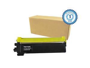 1PK TN210 TN-210BK Black Toner Cartridge for Brother HL-3040CN HL-3045 HL-3070CW HL-3075 MFC-9010CN MFC-9120CN MFC-9125 MFC-9325