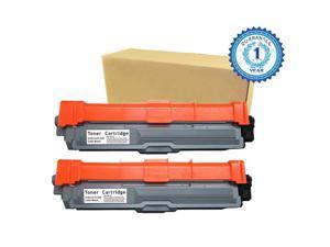 2 New TN221 BK TN225 BK Black Toner Cartridge for Brother TN221 TN225 BK Black Toner Cartridge Printer HL-3140CW HL-3170CDW MFC-9130CW MFC-9330CDW MFC-9340CDW