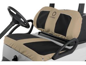 Classic Accessories Fairway Golf Cart Neoprene Paneled Bench Seat Cover New