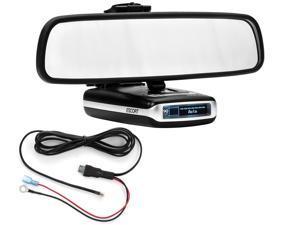 Mirror Mount Bracket + Direct Wire Cord - Escort MAX360 MAX2 MAX