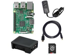 MakerBrightTM Special Edition Raspberry Pi 3 Bundle