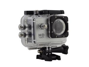 SJ6000 Wifi Waterproof Underwater Action Camera DV 12MP 1080P HD DVR Camcorder + Mounting Accessories Kit(Silver)