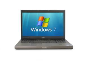 Dell Precision M6600 Core i7-2620M 2.7GHz - 16GB Ram - 2 x 240GB SSD / Solid State HDD Mirrored - DVD/RW - Windows 7 - Professional 64-Bit Laptop Notebook
