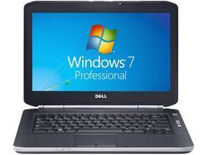 Dell Latitude E6420 Intel Core i5-2520M 2.50Ghz - 4GB - 160GB Solid State (SSD) Hard Drive - DVDRW - Windows 7 Professional 64-Bit Professional  - Laptop Notebook