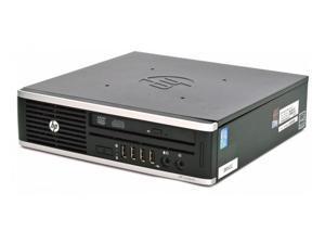 HP Elite 8300 USDT - Intel Core i7 3770S - 3.1GHz - 8GB - 240GB SSD Drive - DVD RW - Windows 7 Professional 64 Bit Installed