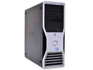 Refurbished: Dell T3500 Desktop - Intel Xeon Quad Core W3565 3.20 GHz - 16 GB RAM - 2 TB Hard Drive – DVDRW - NVIDIA NVS 295 ...