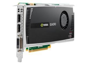 HP Nvidia Quadro 4000 2GB GDDR5 PCIe 2.0 x16 Video Graphics Card 671137-001 608533-001
