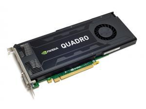 HP Nvidia Quadro K4000 3GB GDDR5 PCI Express 2.0 x16 Video Graphics Card 713381-001 700104-001