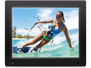 OFFICIAL SELLER Nixplay W12A 12 inch Wi-Fi Cloud Digital Photo Frame. iPhone & Android App, Email, Facebook, Dropbox, Instagram, Picasa
