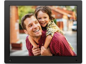NIX X15D 15-INCH HI-RES DIGITAL PHOTO FRAME WITH MOTION SENSOR & 8GB MEMORY