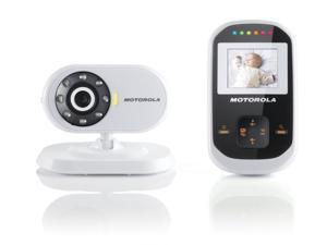Motorola MBP18 Digital Wireless Video Baby Monitor with 1.8-Inch Color LCD Screen