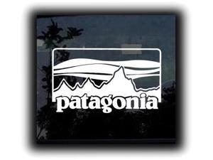 patagonia fishing stickers for cars 5 Inch