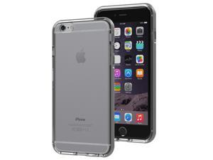 iPhone 6 Case, H3 DefendAir® Scratch Resistant Invisible Clear Gold Bumper Case 4.7Inch, Apple Iphone 6 Dual Layer High-End Protection By Hummer® Space Gray