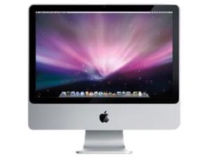 24'' Apple/IMAC/A1225/Core 2 Duo/2400/320 HDD/4GB RAM /DVDRW/ SLVR/All In One/ OSX 10.10