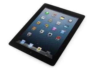 Apple iPad 2 MC769LL/A Tablet Black iOS 8.4, 16GB, WiFi, Bluetooth