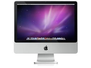 "Apple iMac 20"" Grade A - Core2Duo 2.26GHz, 2gb mem, 160gb hdd, DVDRW, WebCam, OSX 10.11 El Capitan, Keyboard/Mouse - A1224 MC015LL/B"
