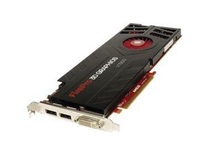 ATI FirePro V7800 2GB 256-bit GDDR5 PCI Express 2.0 x16 CrossFire DVI / 2 DisplayPort PCI-Express Video Card ( 2560x1600 )