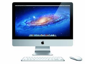"""Apple iMac 21.5"""" Intel Core i3 3.06GHz, 4GB DDR3 Ram, 500GB HDD, SuperDrive, WebCam, OS X 10.11 El Capitan - Wireless Keyboard - A1311  MC508LL/A  - A Grade"""