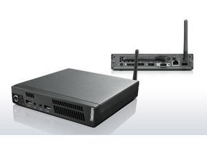 Lenovo ThinkCentre M73 Desktop Computer - Intel Core i5 4570T 2.9GHz (3.6GHZ TURBO), 4GB RAM, 320GB HDD, WiFi, Win 8 Pro 64 Bit Tiny size - A Grade