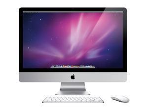"""Apple iMac 27""""  Intel Core i5 2.66GHz Quad, 8GB Ram, 1TB HD, OSX 10.11 El Capitan, Wireless Keyboard & Mouse - A1312 MB953LL/A - Grade A"""