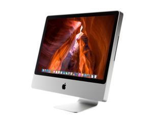 "Apple iMac 24"" Grade A - Intel Core 2 Duo 3.06Ghz, 1TB HDD, 4GB Ram, DVD-RW, OSX 10.11 El Capitan - Keyboard/Mouse - A1225 MB420LL/A"