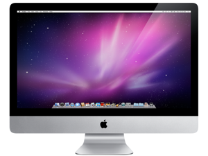 "Apple iMac A1311 21.5"" Screen, Intel Core i3 3.06GHz, 8GB DDR3 Ram, 500GB HDD, 8X-DL SuperDrive, OS X 10.11 El Capitan, Wired Keyboard & Mouse - A1311 MC508LL/A - Grade A"