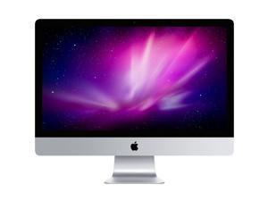 "Apple iMac 27"" Grade A Intel Core 2 Duo 3.06GHz, 4GB DDR3 Ram, 1 TB HDD, ATI Radeon HD 4670, Wired Keyboard & Mouse,  Mac OS X v10.11 El Capitan - A1312 MB952LL/A"