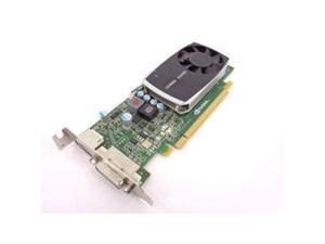 Nvidia Quadro 600 1gb Pcie Low Profile Dvi Display Port Video Card